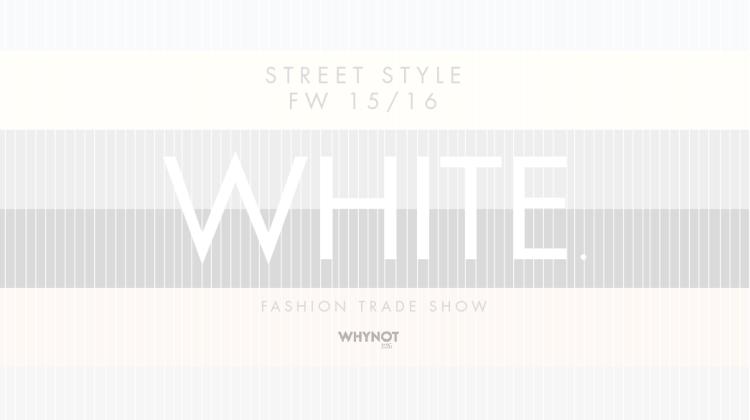 whiteshow man FW2015/16: street style