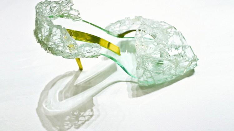 scarpetta cristallo