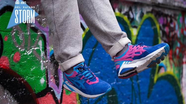 ASICS - FOOT PATROL