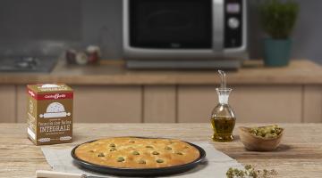 FOCACCIA OLIVE cucinabarilla