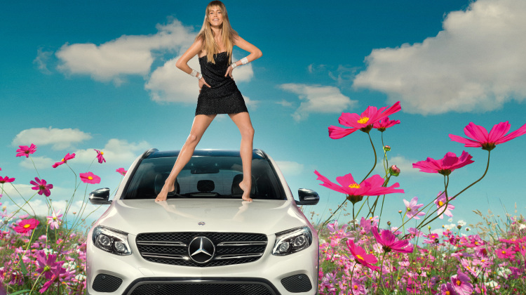 Mercedes-Benz Fashion ‎Engagement Spring/Summer 2016 hybrid by nature