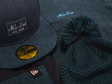new era herringbone