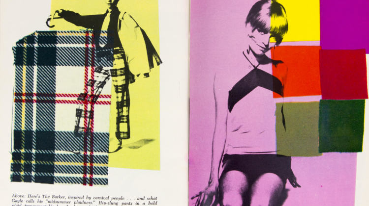 andy warhol fashion illustration