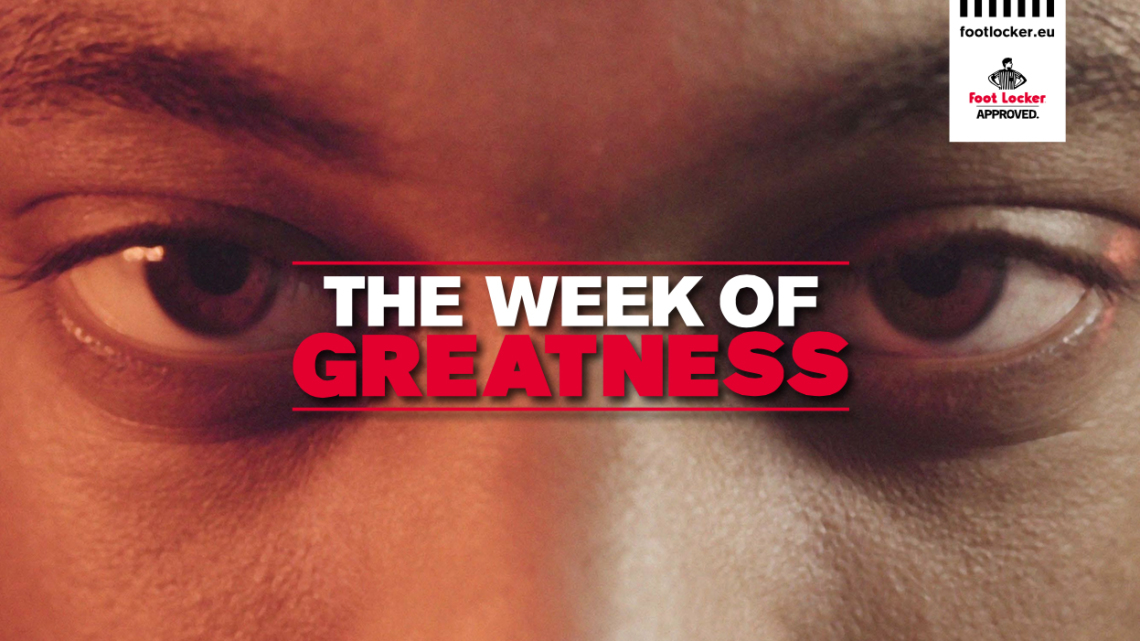 the week of greatness