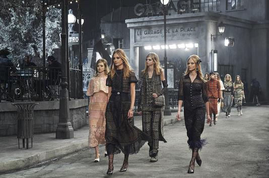 Chanel Metiers dArts