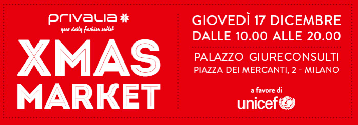 privalia christmas market