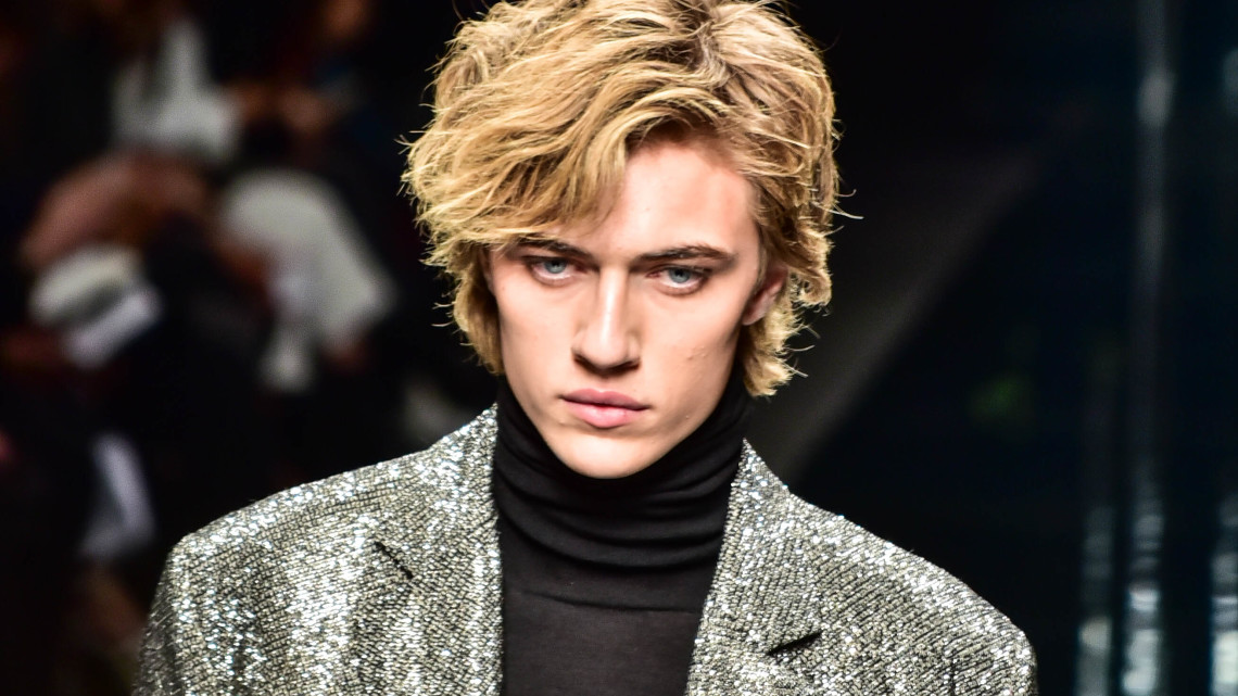 lucky b smith for ermanno scervino