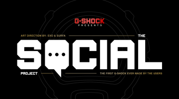 g shock social project