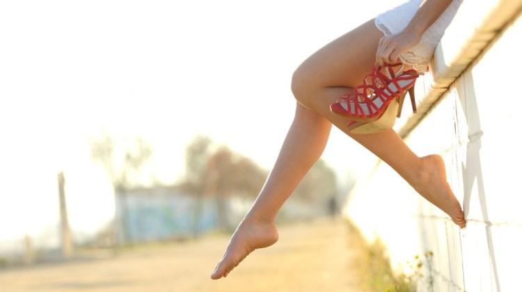 piedi lisci