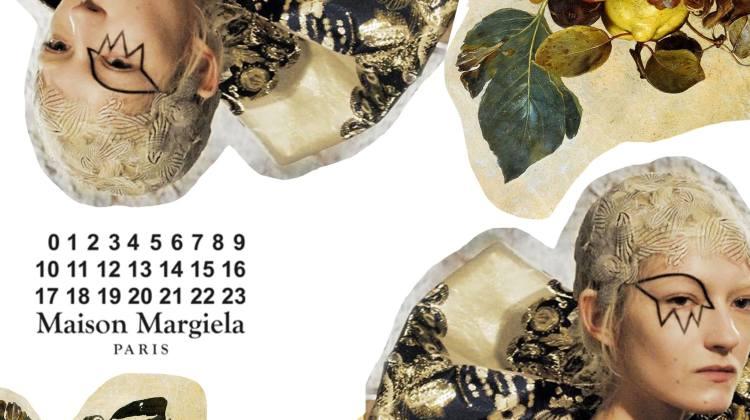 ARTISANAL COLLAGE - margiela e caravaggio - whynotmag