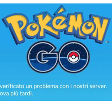 pokemon go server down