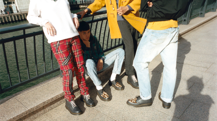 stussy for dr martens