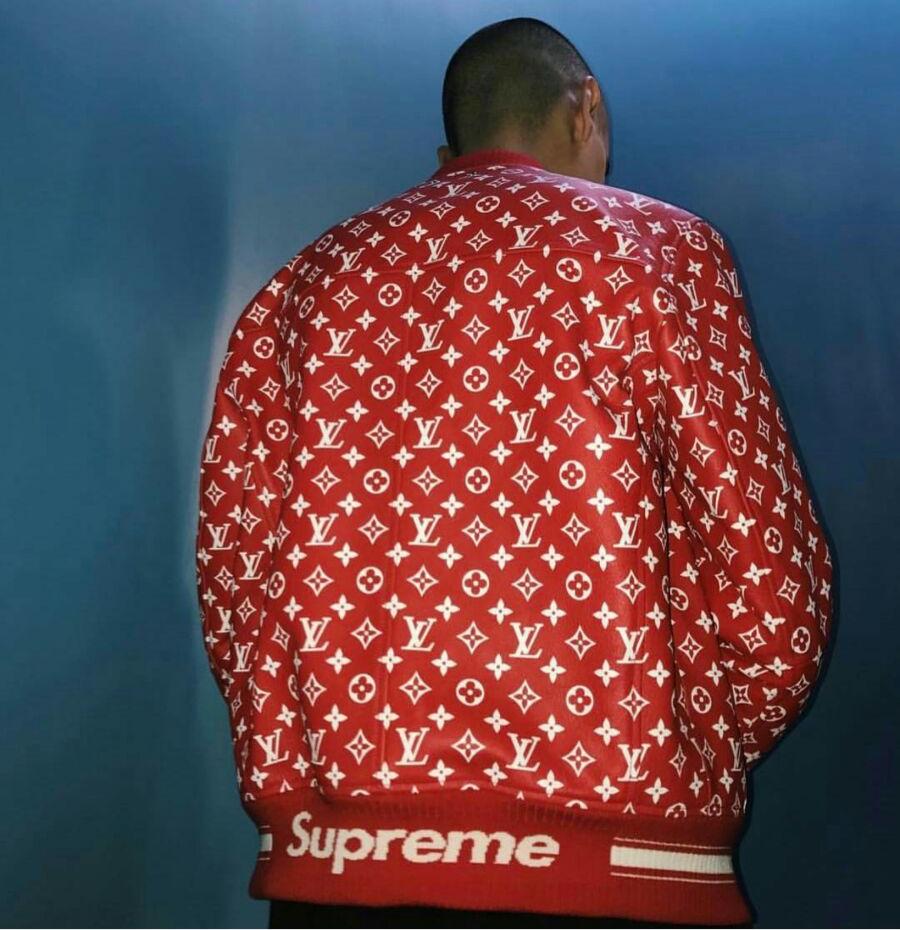 nuova selezione ricco e magnifico autentica di fabbrica Supreme x Louis Vuitton - WhyNotMag