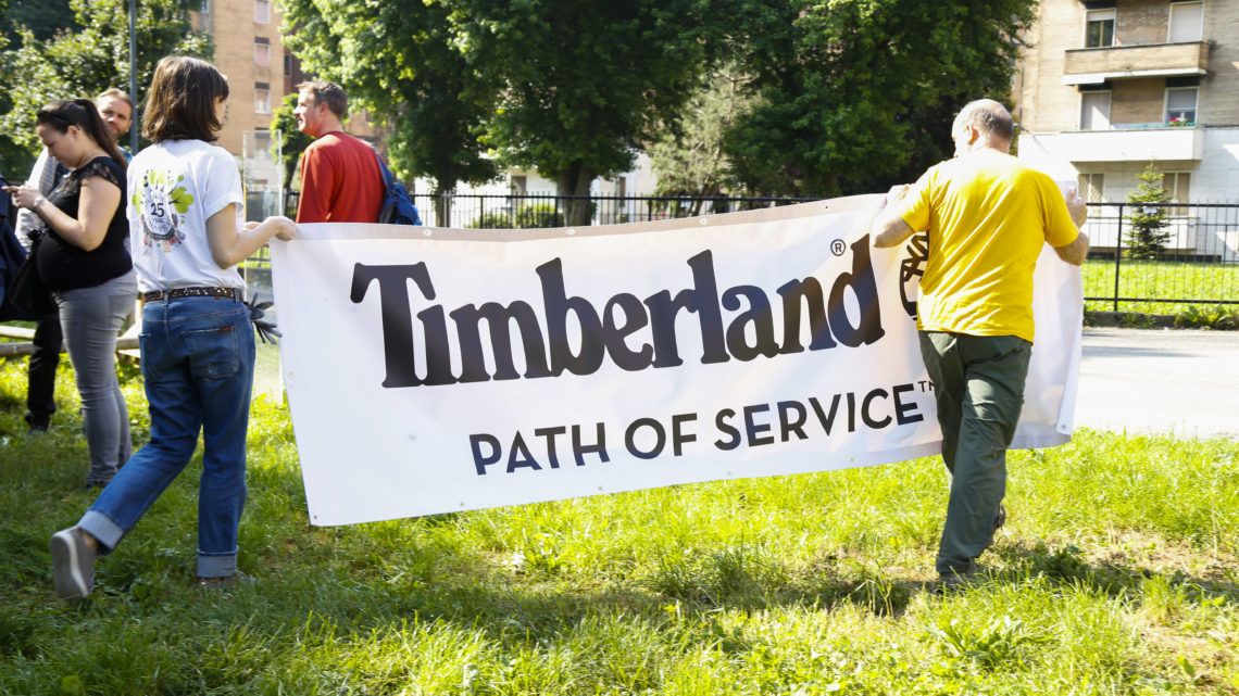 timberland path of service