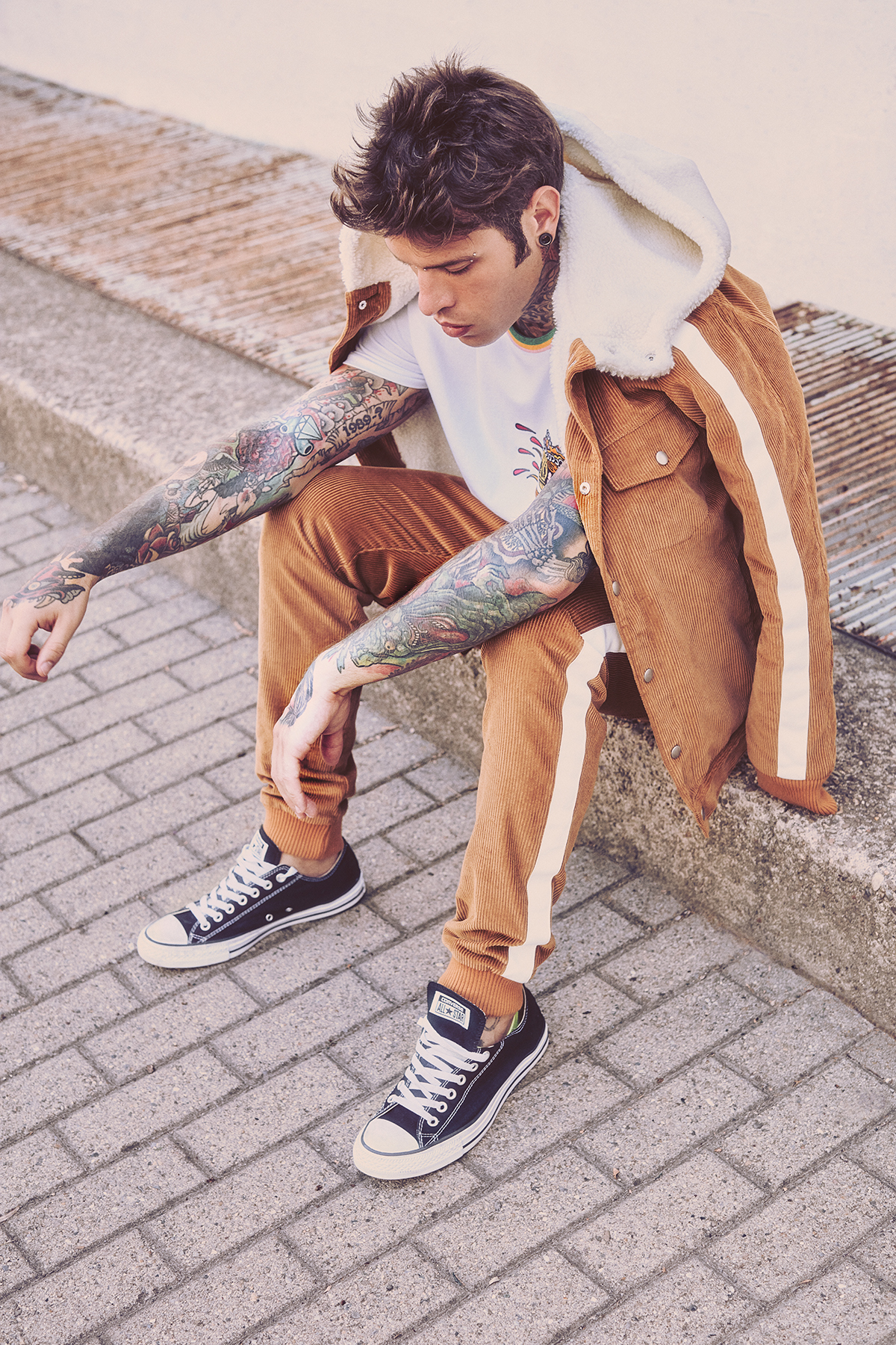 Fedez x bershka misunderstoood collection whynotmag for Collezione bershka fedez