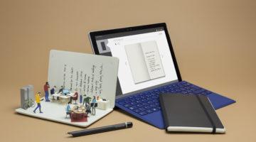 Moleskine's innovative writing tool!1