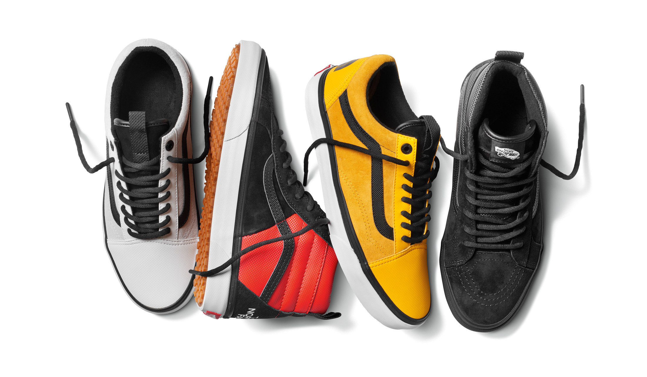Vans x The North Face Collection | Graffitishop