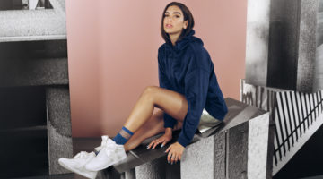 FOOT LOCKER meets DUA LIPA again!1