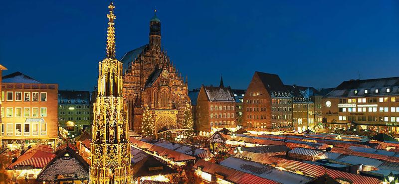 Norimberga mercatini di natale