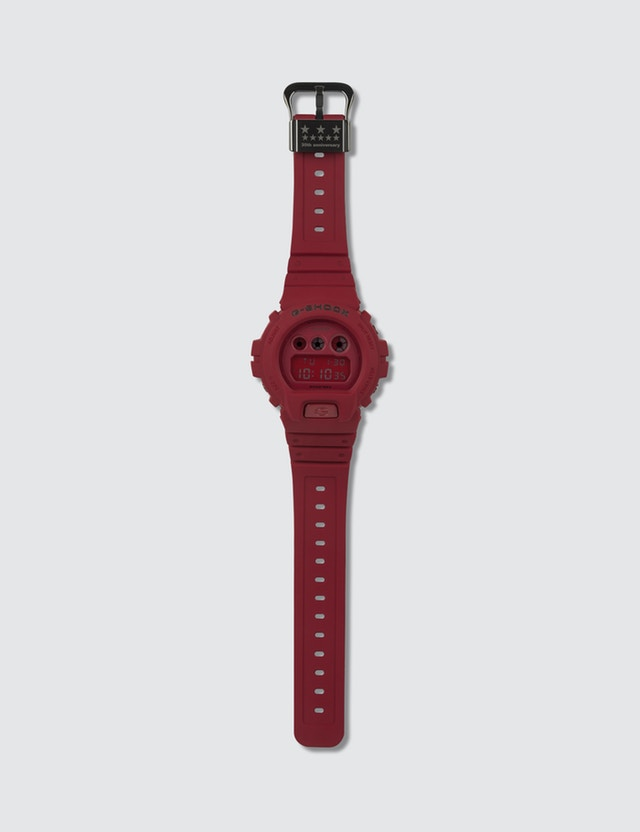 "G-SHOCK ""Red Out"" collection"