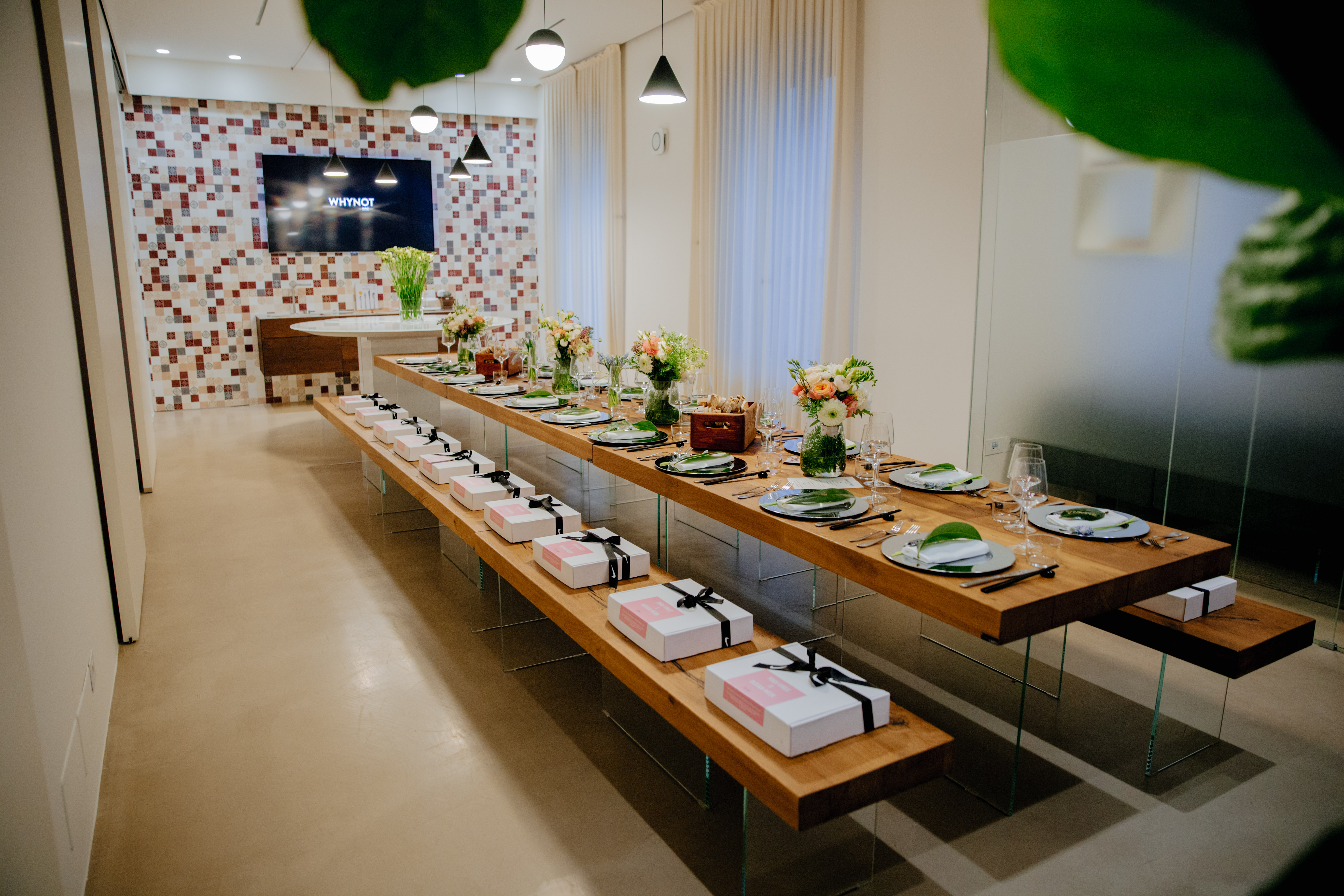 YOGA VIBES DINNER