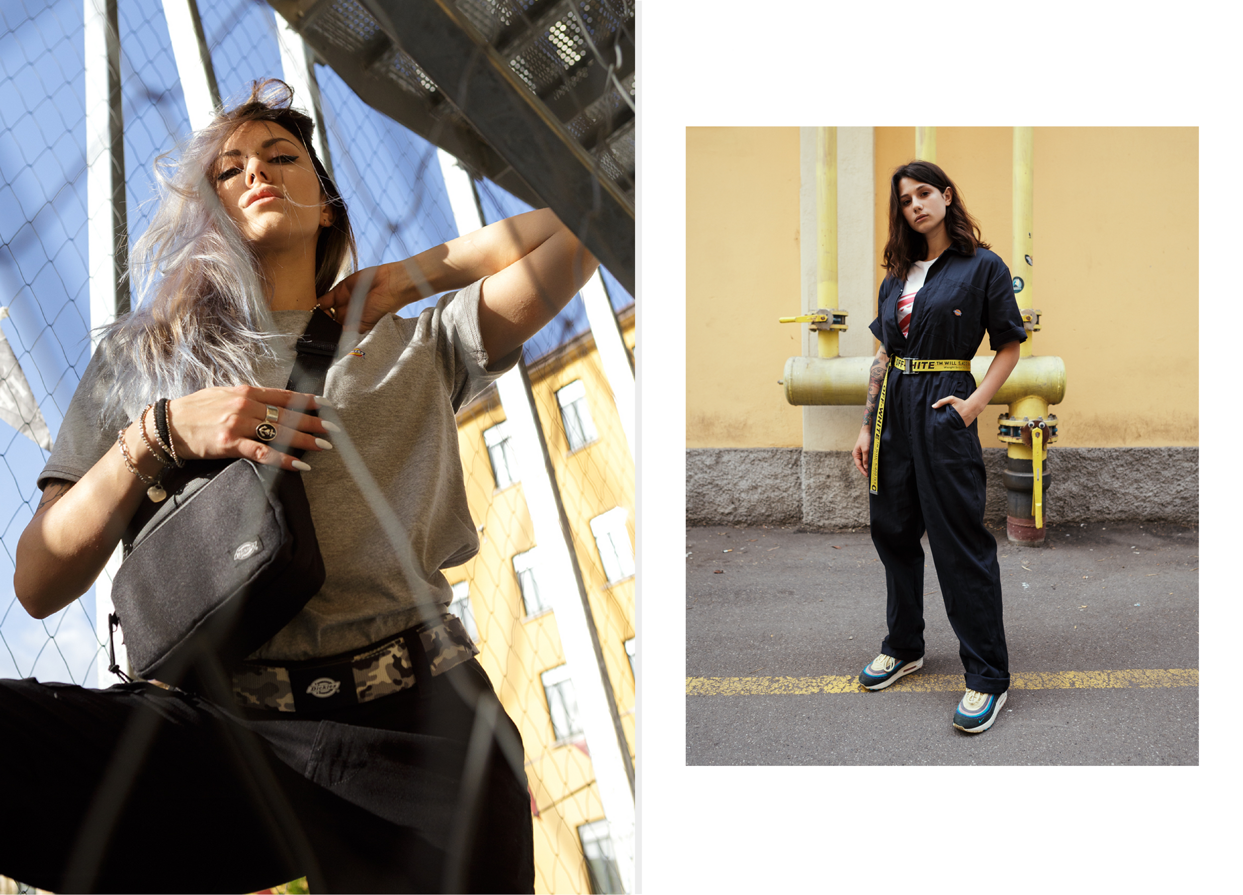SSFF Dickies - Editorial
