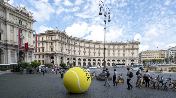 Diadora #weareback_piazza repubblica