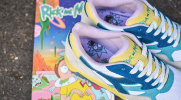 Diadora x Rick & Morty