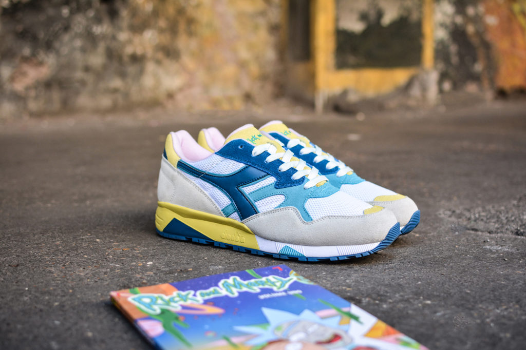 Diadora x Rick & Morty_N902 Rick Sanchez e Morty Smith_8