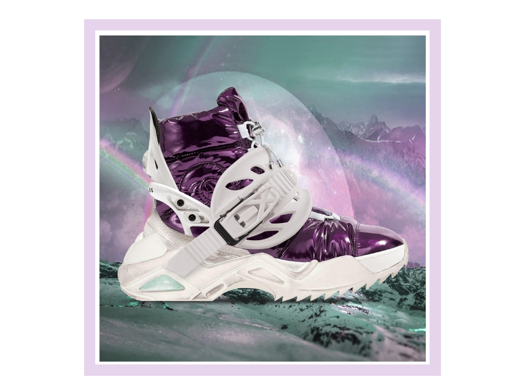 Agata Panucci - sneakers