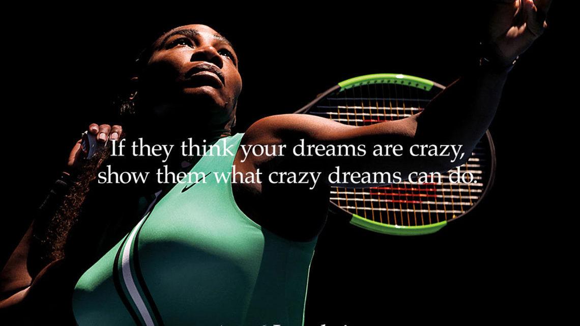 Dream Crazier - Nike