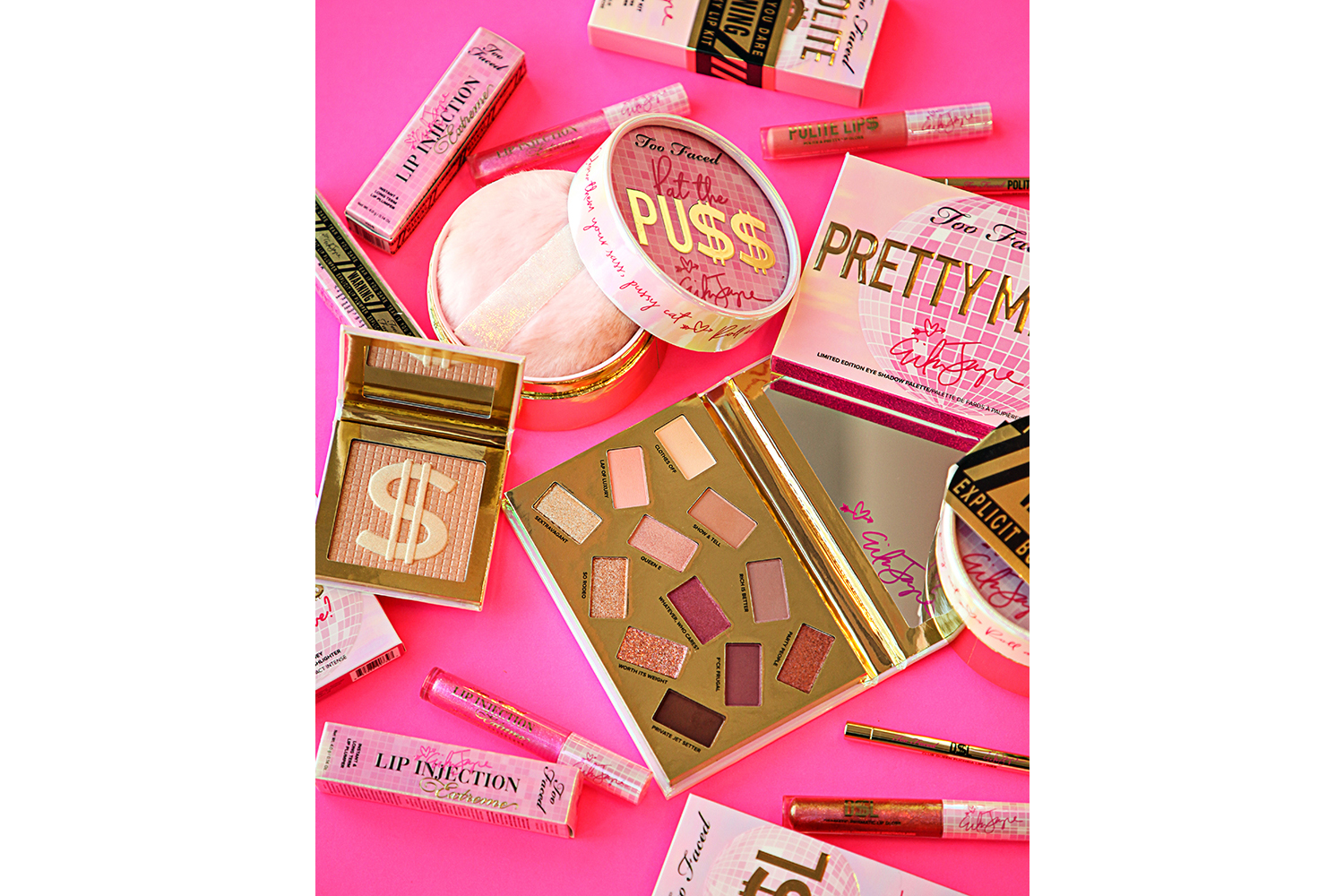 Pretty Mess - Too Faced