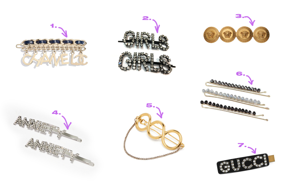 Hair clips - Whynotmag