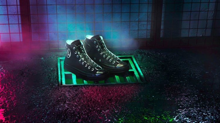 """""""The New Warriors"""" - Undercover x Converse"""