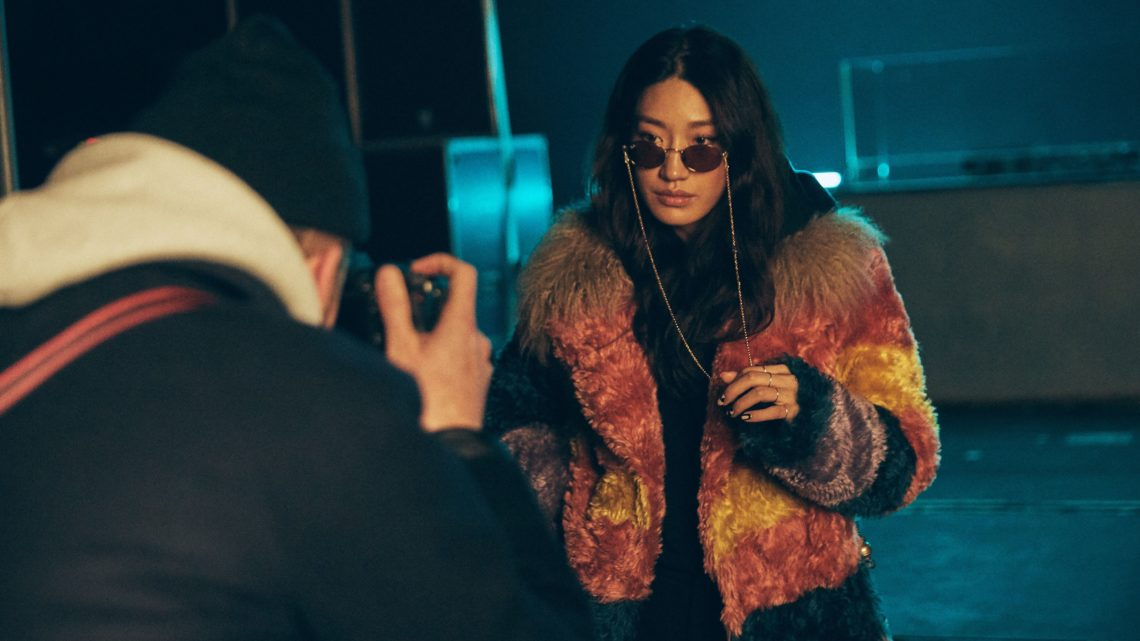 Peggy Gou x Ray Ban Whynot mag