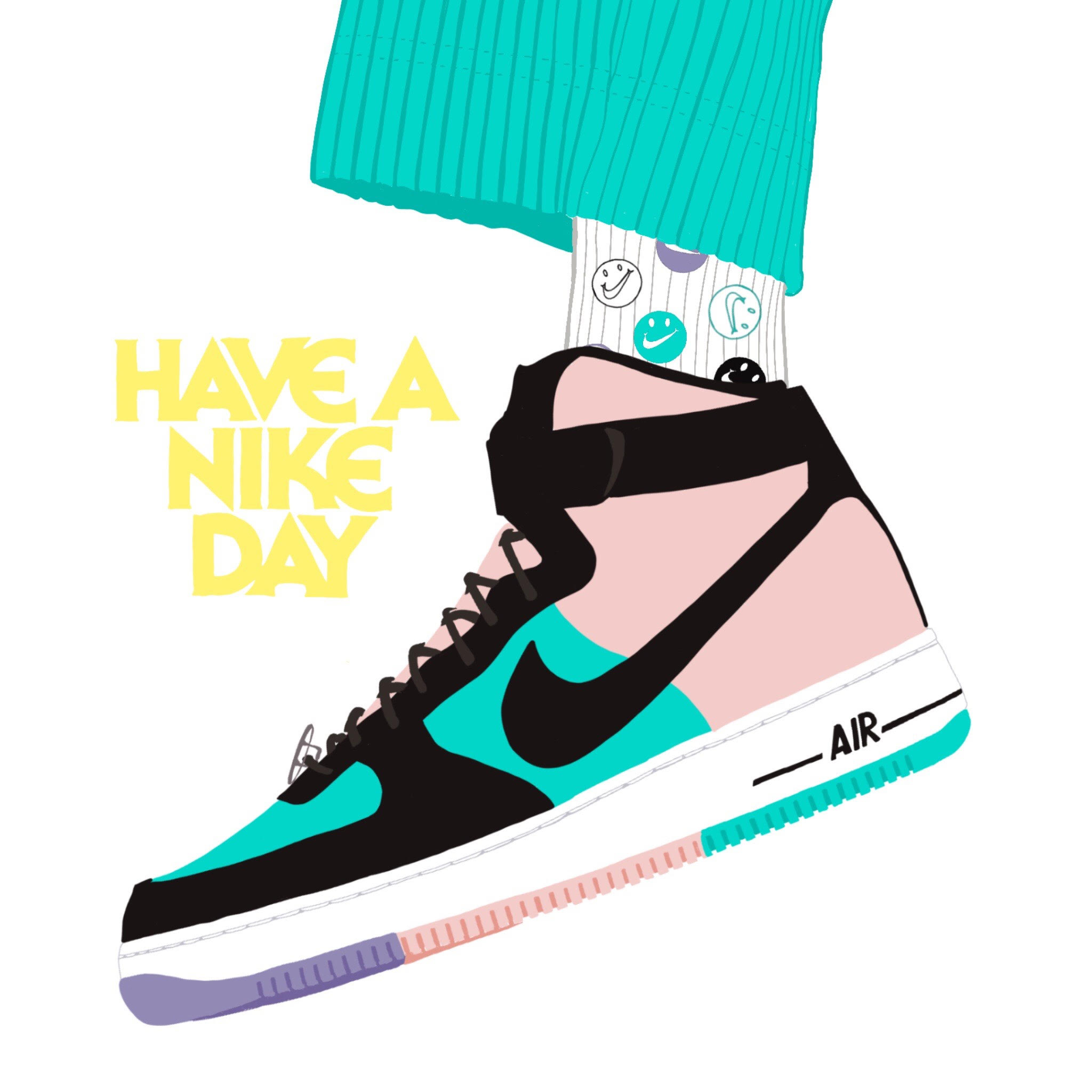 Have a Nike day Illana Gonzales