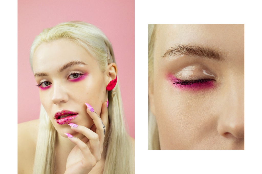 Beauty Editorial She Says - let's Glow