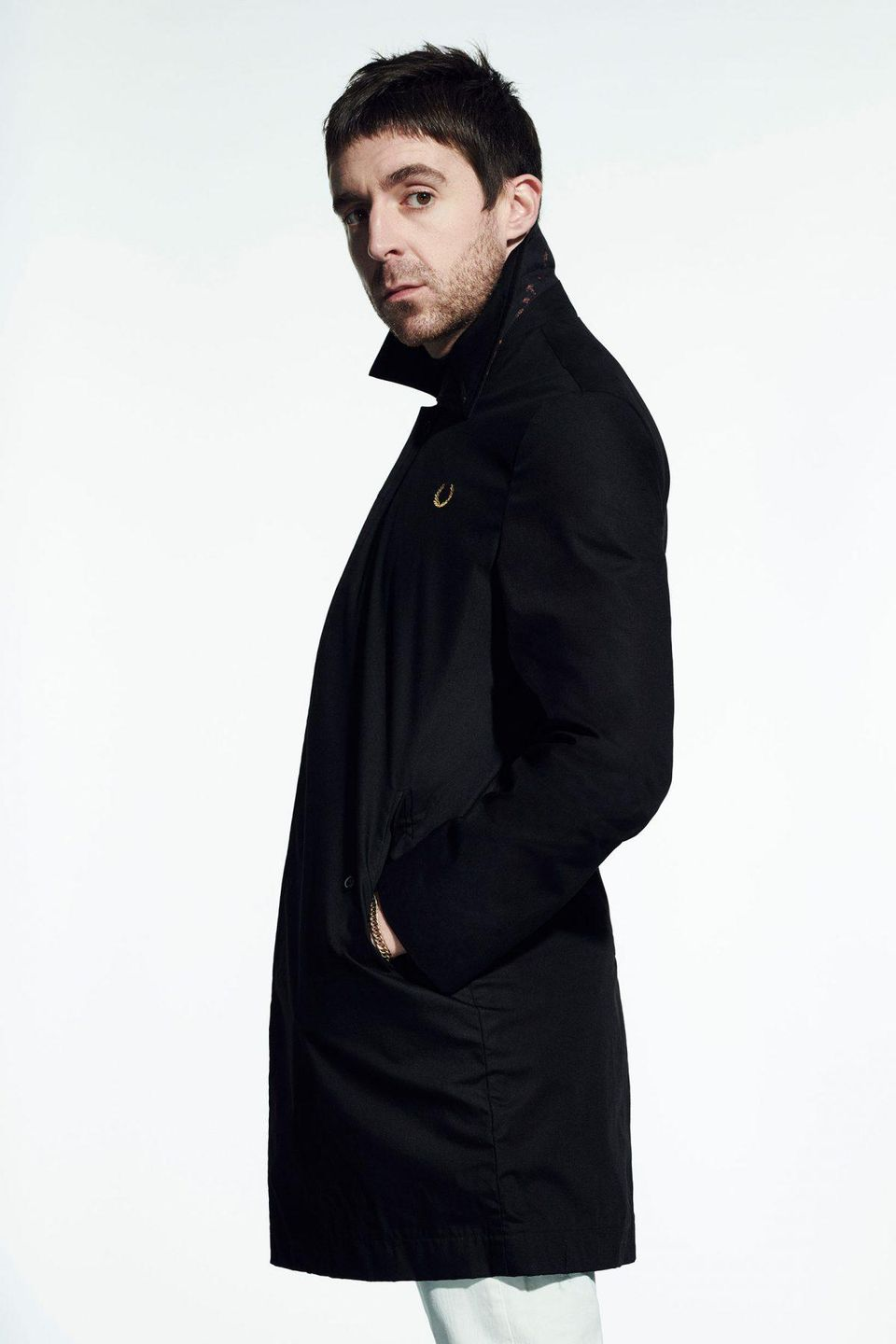 Fred Perry x Miles Kane