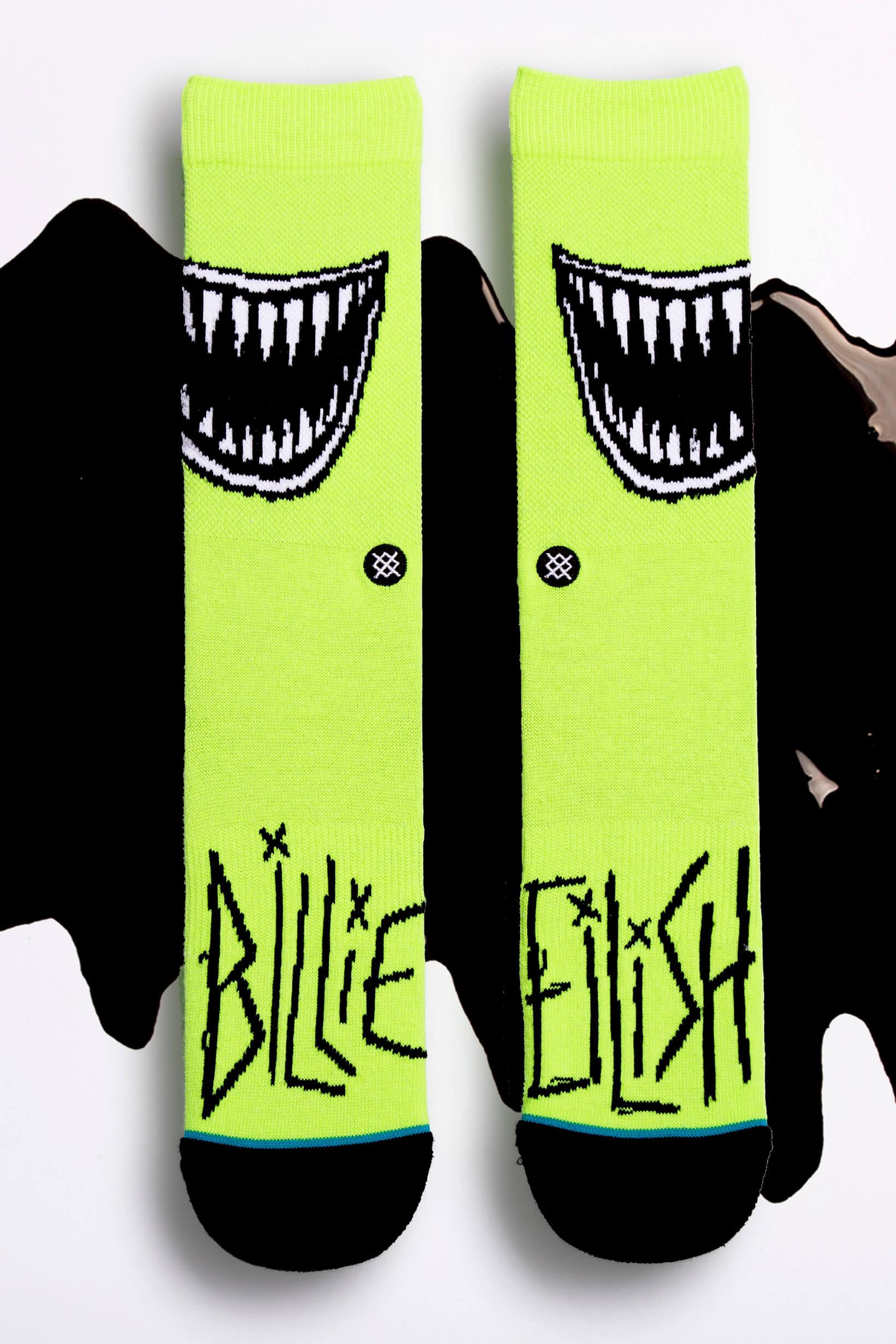 Billie Eilish x Stance