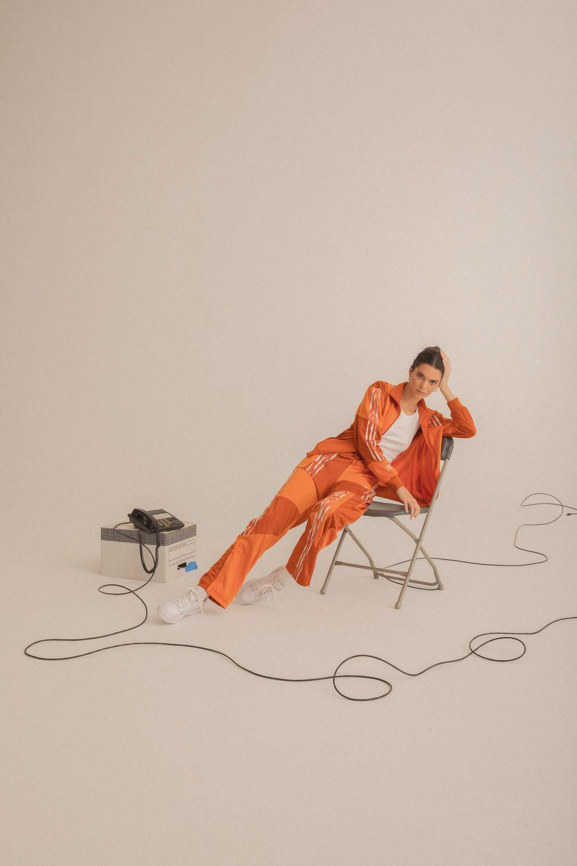 Danielle Carthari x Adidas