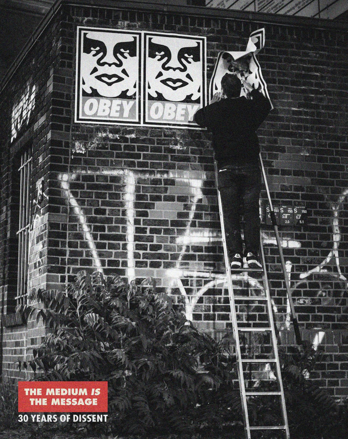OBEY festeggia il #30 anniversario