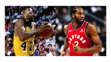 New Balance in NBA con Leonard Kawhi