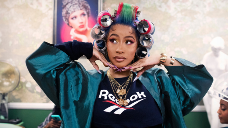 Sport the unexpected: Cardi B x Reebok