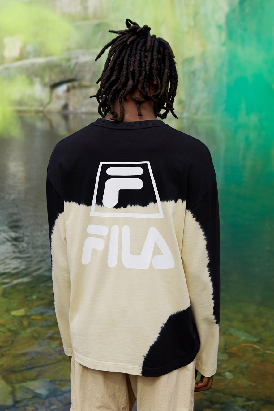 Weekday X FILA new Drop