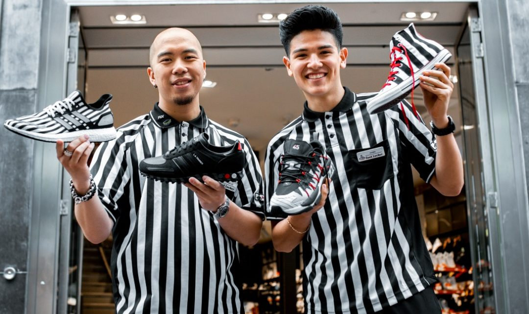 New Footlocker's sneakers model