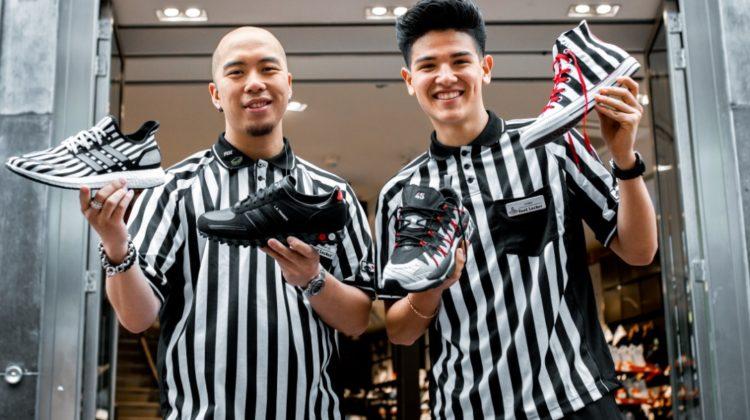 New Footlocker's sneakers model