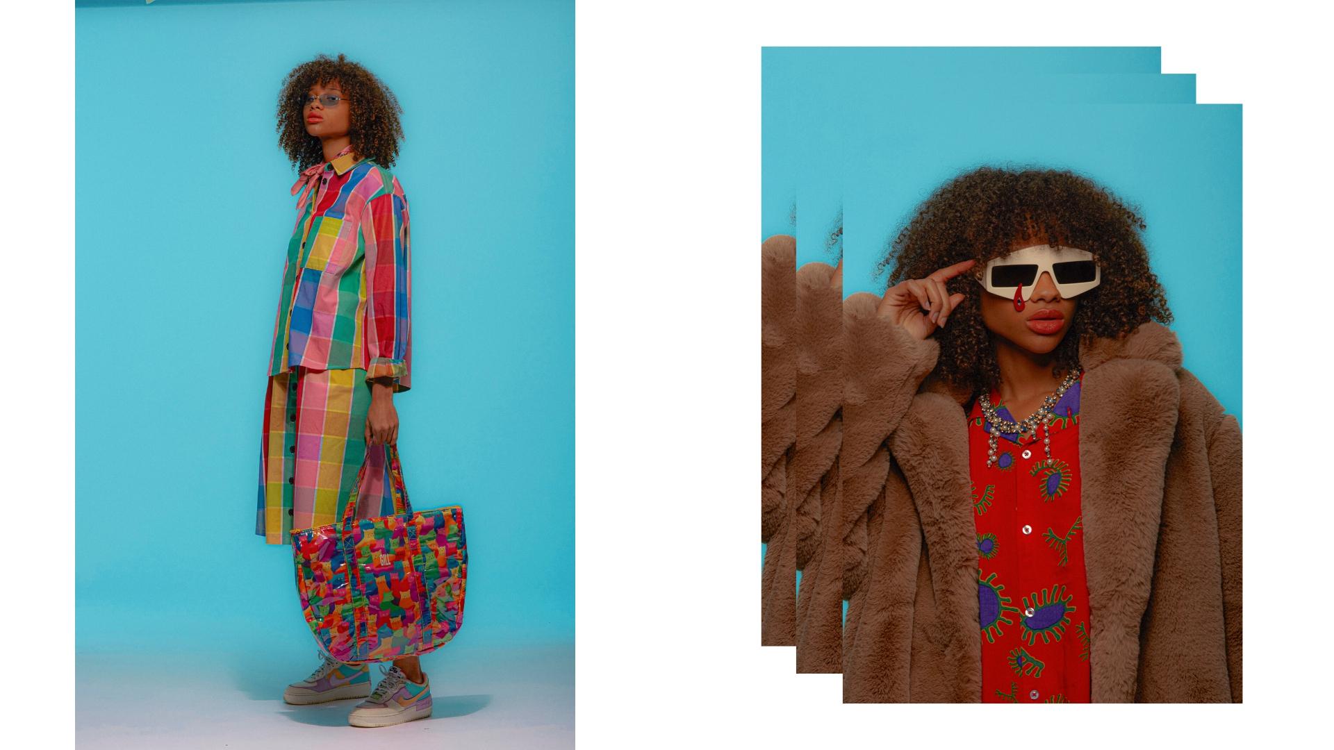 fashion editorial - whynotmag - 90's