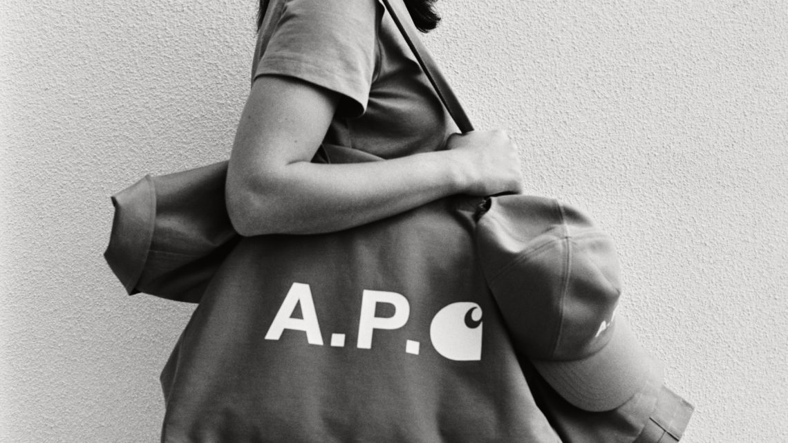 A.P.C. e CARHARTT WIP - WhyNot Mag