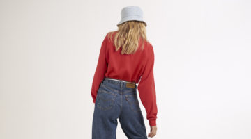 Levi's back to the 80s - WhyNot Mag