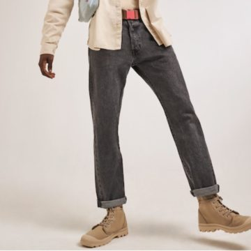 Levi's Straight Jean - WhyNot Mag
